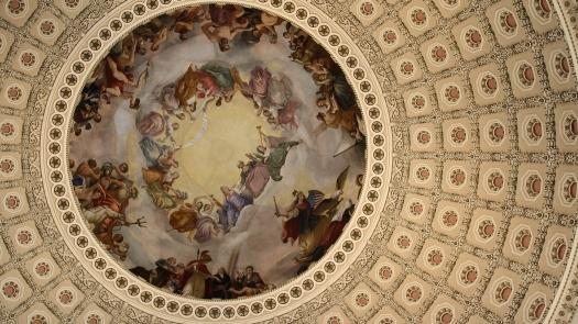 George Washington Apotheosis