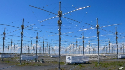 Antennas for the High Frequency Active Auroral Research Program [HAARP]